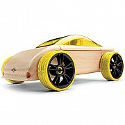 Automoblox Mini C9 Sportscar Yellow