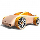 Automoblox C9-s Sportscar Orange