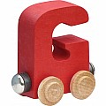 Nametrain Bright Color Letter G