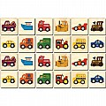 Memory Tiles, Vehicles