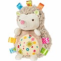 Taggies Petals Hedgehog Soft Toy - 9""