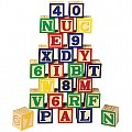 26pc 30mm Alphabet Blocks
