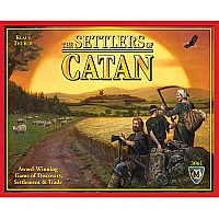 the Settlers of Catan  4th Edition