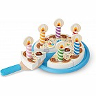 Birthday Party Wooden Play Food