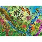 0060 PC World of Bugs Cardboard Jigsaw