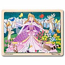 Woodland Princess Jigsaw 24pc