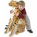 Cheetah  Plush
