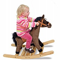 Rock and Trot Rocking Horse  Plush