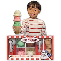 Ice Cream Parlor Set