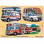 Emergency Vehicles Sound and Light