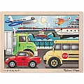 On the GO (vehicles) Jigsaw (12 PC