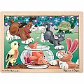 Playful Pets Jigsaw (12 PC