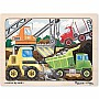 Construction Site Jigsaw 12 PC
