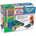 Chomp & Clack Alligator Push Toy