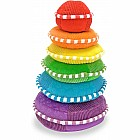 Rainbow Stacker  Plush