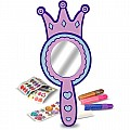 Wooden Princess Mirror  Dyo