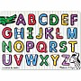 See-inside Alphabet Peg