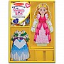 Princess Elise Magnetic Dress Up