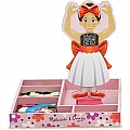 Nina Ballerina Magnetic Dress-up