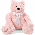 Jumbo Pink Teddy Bear  Plush