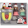 Slice and Scoop Sundae Set
