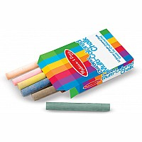 Multi-colored Chalk (12 pc)