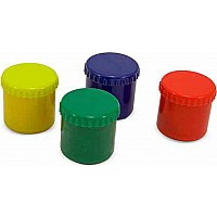 Finger Paint Set (4 colors)