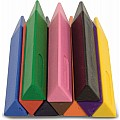 Jumbo Triangular Crayons (10 PC