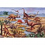 Dinosaurs Floor (48 pc) by Melissa & Doug