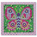 Peel and Press Mosaics  Butterfly