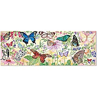 Butterfly Bliss Floor Puzzle (48 PC