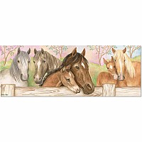 Horse Corral Floor Puzzle (48 pc)