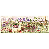 Fairy Parade Floor Puzzle 48 PC