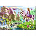 Fairy Tale Castle Floor Puzzle