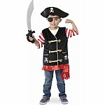 Role Play Set Pirate
