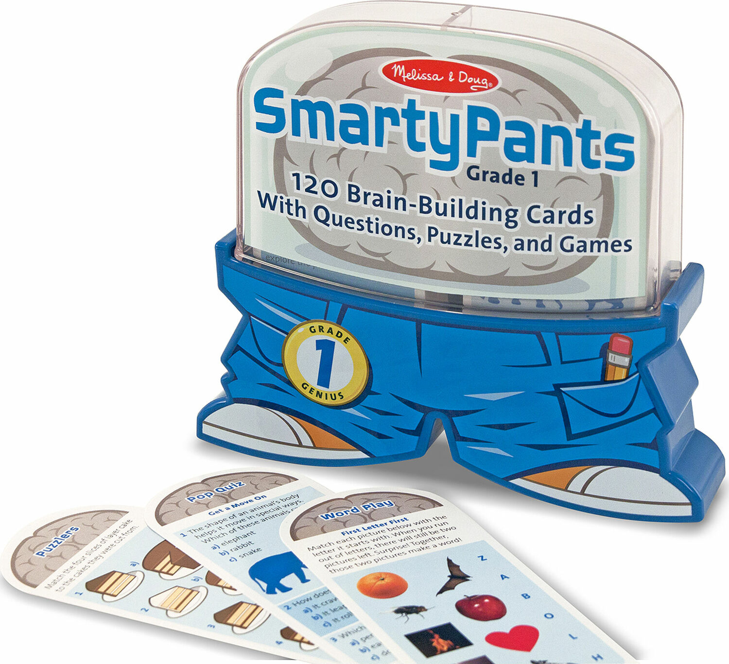 Toys For Grade 1 : Smarty pants st grade card set amazing toys