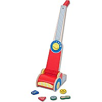 Let's Play House! Vacuum Up Play Set