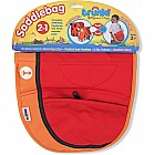 Trunki Saddlebag  Orange/ Red