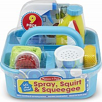 Spray, Squirt & Squeegee