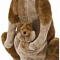 Kangaroo and Joey - Plush
