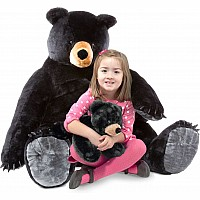 Black Bear and Cub - Plush