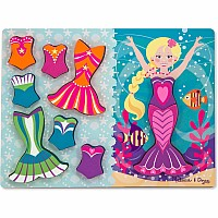 Mermaid Dress-Up Chunky Puzzle