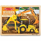 Construction Jigsaw Puzzle (24pc)