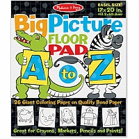 Easel Pad A-Z