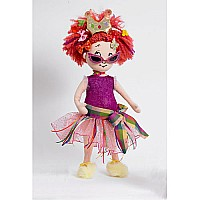 Fancy Nancy Cloth