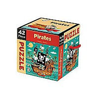 Pirates 42 Piece Puzzle