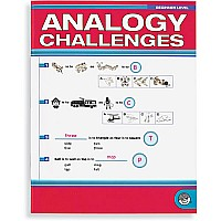 Analogy Challenges Pb Mindware