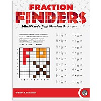 Math Mosaics: Fraction Finders