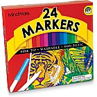 24 Markers Set