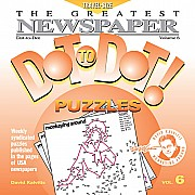 Greatest Newspaper Dot-to-Dot vol. 6